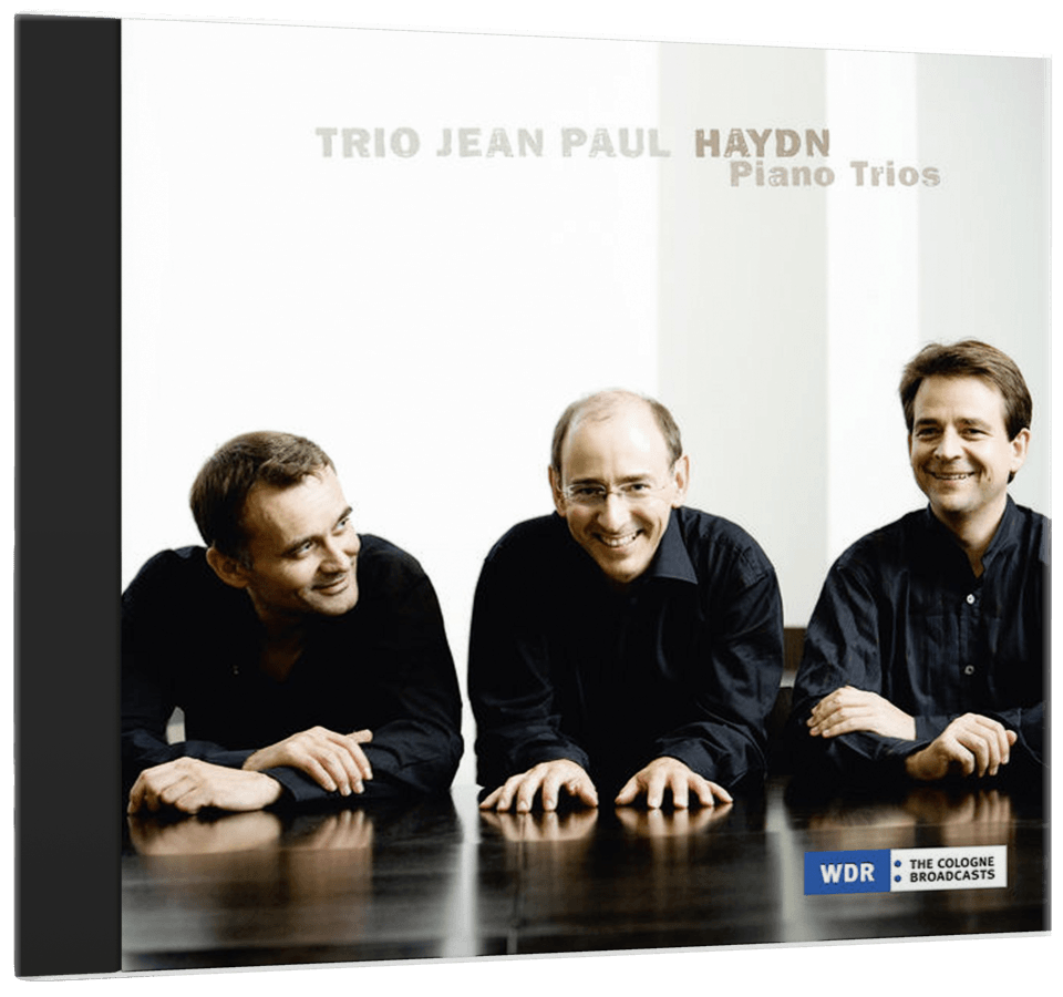 New CD: Haydn Piano Trios