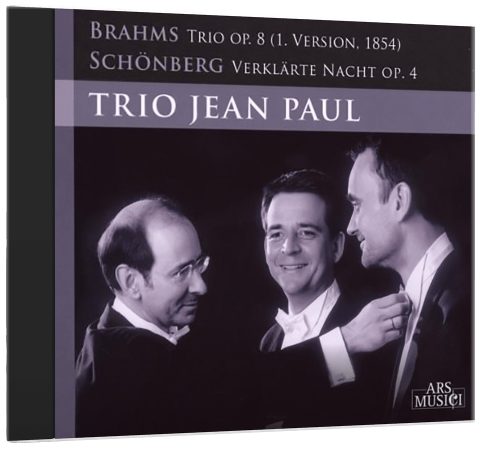 Cover of Trio Jean Paul