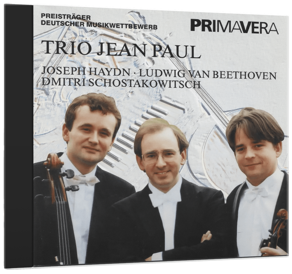 Cover of Trio Jean Pauls